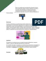 10 Trabajos Profesionales
