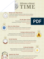 12 Idioms About Time Pic H.R