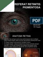 retinitis pigmentosa