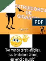 DESTRUIDORES DE GIGANTES