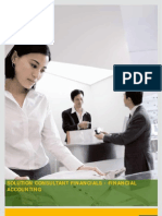 SAP finance accounting
