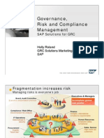 29 Sap Governance Risk and Compliance