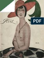 Flirt (Madrid) nó 01 (09.02.1922)