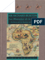 Burton, Richard Francis - Las montañas de la luna.pdf