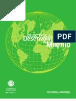 OBJETIVOS DESENVOLVIMENTO MILÉNIO - PORTUGAL [IPAD - 2004]