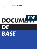 Canalplus France-Document de Base