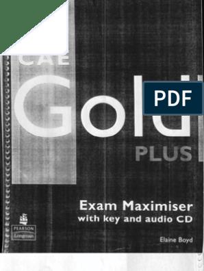 cae gold plus exam maximiser with key free download