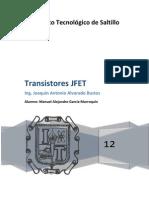 Tranistores JFET
