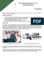 Automatizacion - Actividades PLC