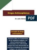 Drogas Antineoplásicas