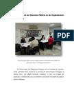 Relaciones Públicas en las Organizaciones