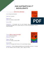 LECTURAS MATEMATICAS 2º BACHILLERATO.pdf