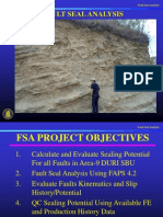 Fault Seal Analysis