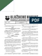 Zakon o Zdravstvenom Osiguranju Sa Izmjenama i Dopunama (Sl.novineFBiH30-9707-02i70-08)