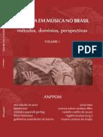 ANPPOM - Pesquisa Em Musica 01