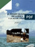Estado Mundial de La Pesca y La Acuicultura 2002 Fao