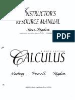 Kunci Jawaban Kalkulus Jilid 1 Edisi 8 Purcell