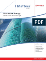 Alternative Energy - Material Matters v3n4
