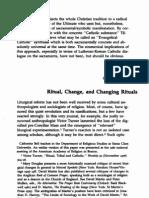Bell - Ritual, change, changing rituals.pdf