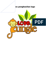 Proses Penghasilan Logo