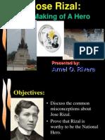 Rizal-Making of a Hero
