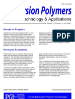 Dispersion Polymer