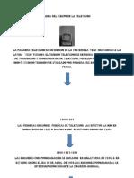 LINEA DEL TIEMPO DE LA TELEVISIÓN