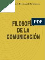 42459011 Fernando Buen Abad Filosofia de La Comunicacion