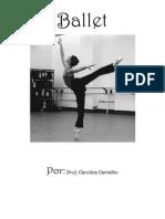 Ballet Por Prof. Carolina Carvalho