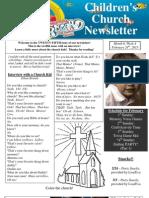 Newsletter 2-24-13