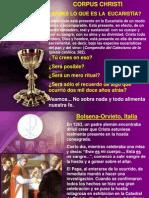 CORPUS CHRISTI Y CORAZÓN DE JESÚS 2012