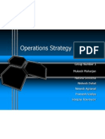 Operations Case Study Galanz