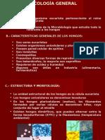 Micología General y Médica