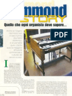 Hammond Organ Vintage Articles