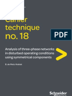 18 Analysis of three-phase networks in disturbed operating conditions using symmetrical components.PDF