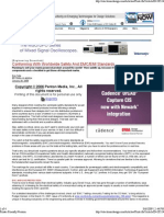 Conforming With Worldwide Safety and EMC_EMI Standards