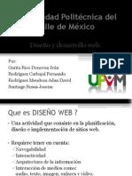 diseño y desarrollo web!