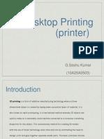 3D Printing(PPT)