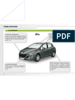 Peugeot 308sw Manual