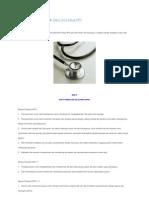 Standar Akreditasi Rumah Sakit 2013 Pokja HPK