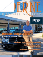 Boerne Business Monthly - August 2008