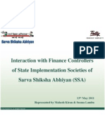 Annex F - Presentation on Tally - Interaction With SSA