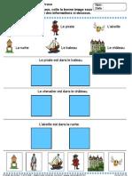 Fiche Lecture Maternelle Grande Section 2