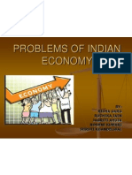 Problems of Indian Economy,Ppt