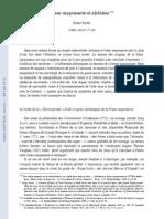 Didier KAHN Franc Maconnerie Et Alchimie