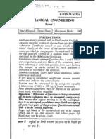Mechanical Engineering 1