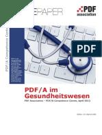 WP PDFA Im GesundheitswesenPDFA
