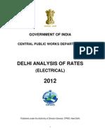 Dar Electrical 2012