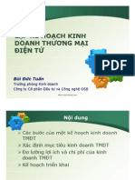 Lap Ke Hoach Kinh Doanh TMDT - OSB JSC