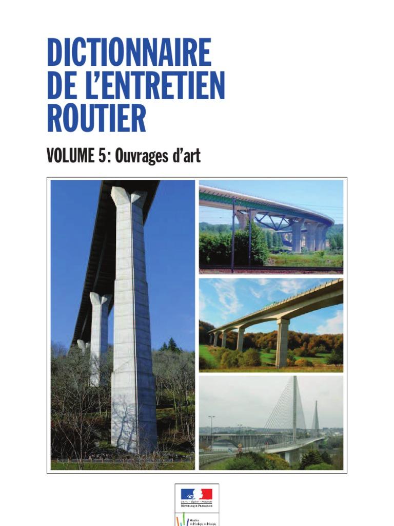Dictionnaire terme technique pont for Dictionnaire des architectes